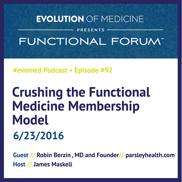 Crushing the Functional Medicine Membership Model