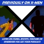 "Artwork for X-Men: The Animated Series ""Night of the Sentinels Pt. 1&2"""