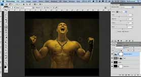 Compositing in Photoshop with Special Guest Calvin Hollywood