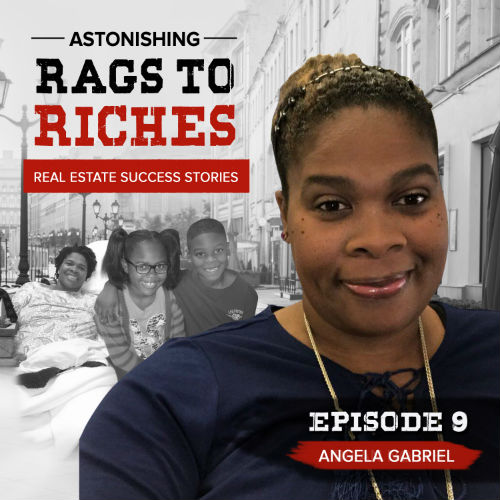 #9 - Angela Gabriel - Shot 9 times and calling her clients back 48 hours later! The Ultimate Survivor.