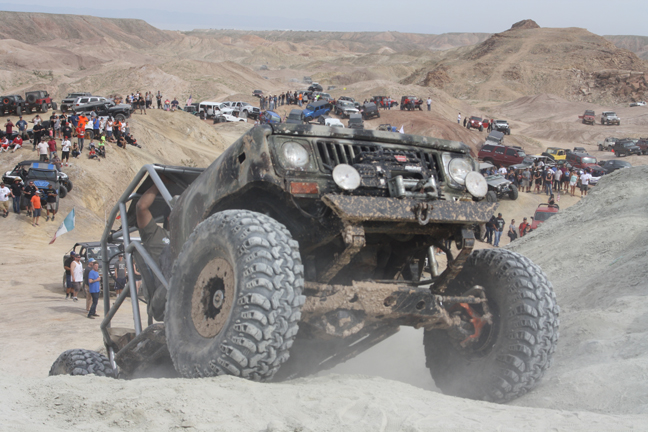 421fcedafb3 One day of 'froading madness, with everything from FJ 9-coils ($5 a coil!),  complicated driveshafts, kerploded hubs, portalled Jeeps, two-wheel drive  Bugs, ...