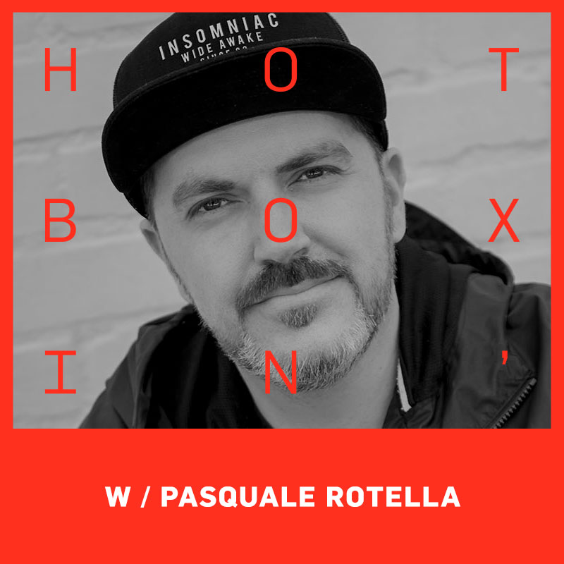 Insomniac Founder Pasquale Rotella