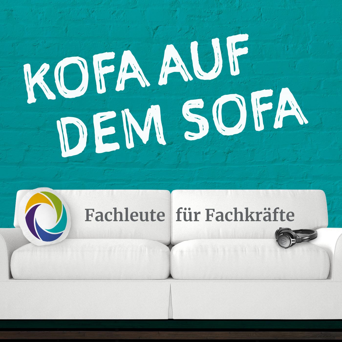 KOFA auf dem Sofa show art