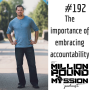 Artwork for 192: The importance of embracing accountability