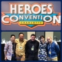Artwork for Episode 549 - Heroes Con: Shop Talk Panel w/ Eric Canete/Cliff Chiang/Michael! Cho/Ming Doyle