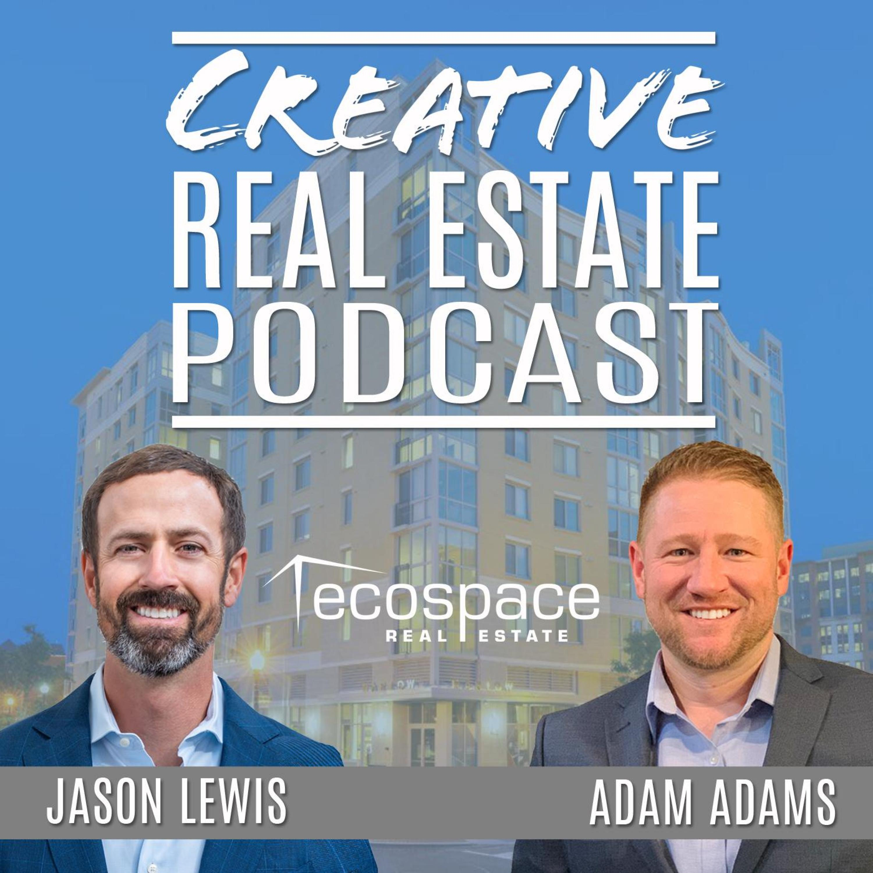 Creative Real Estate Podcast show art