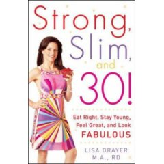 Lisa Drayer Shows How To Be Strong, Slim and 30. Jennifer Kries Explains Her Hot Body & Cool Mind. Plus A New Fat Guy Blogger.