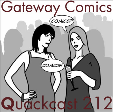Episode 212 - Gateway Comics