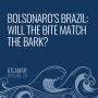 Artwork for Bolsonaro's Brazil: Will the Bite Match the Bark? [Episode 29]