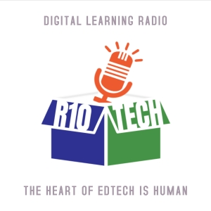 Digital Learning Radio logo