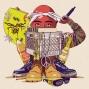 Artwork for Dan Lish Interview: Illustrator for Raekwon, Cypress Hill & De La Soul