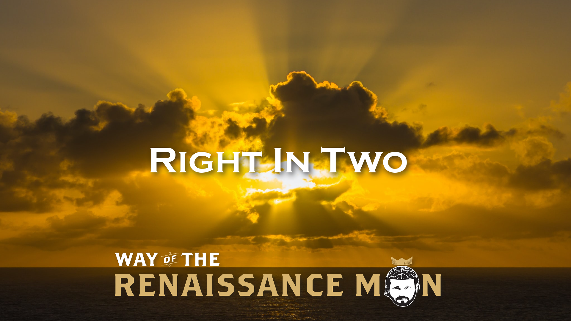 Artwork for Right in Two