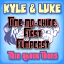 Artwork for Kyle and Luke Time Mo-Chine #1: The First FuMPcast