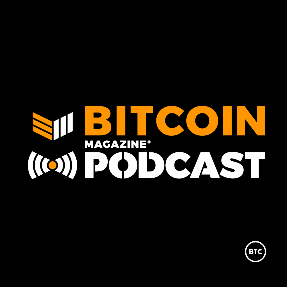 Bitcoin Magazine Podcast show art