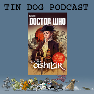 TDP 556: Doctor Who Book Legends Of Ashildr