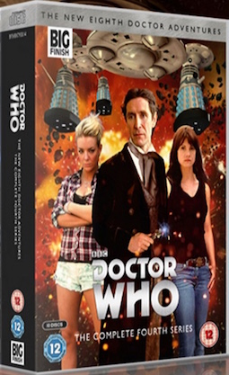 CT #25 Eighth Doctor Series 4