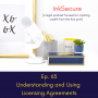 Artwork for Ep. 65 - Understanding and Using Licensing Agreements