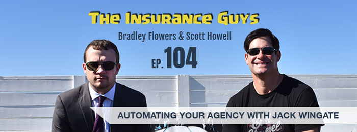 Jack Wingate of ALLCHOICE Insurance on the Insurance Guys Podcast
