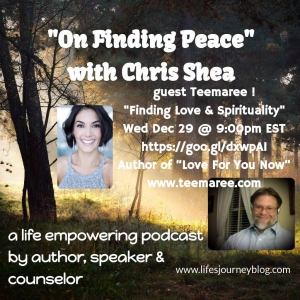 Finding Love & Spirituality: interview with Teemaree
