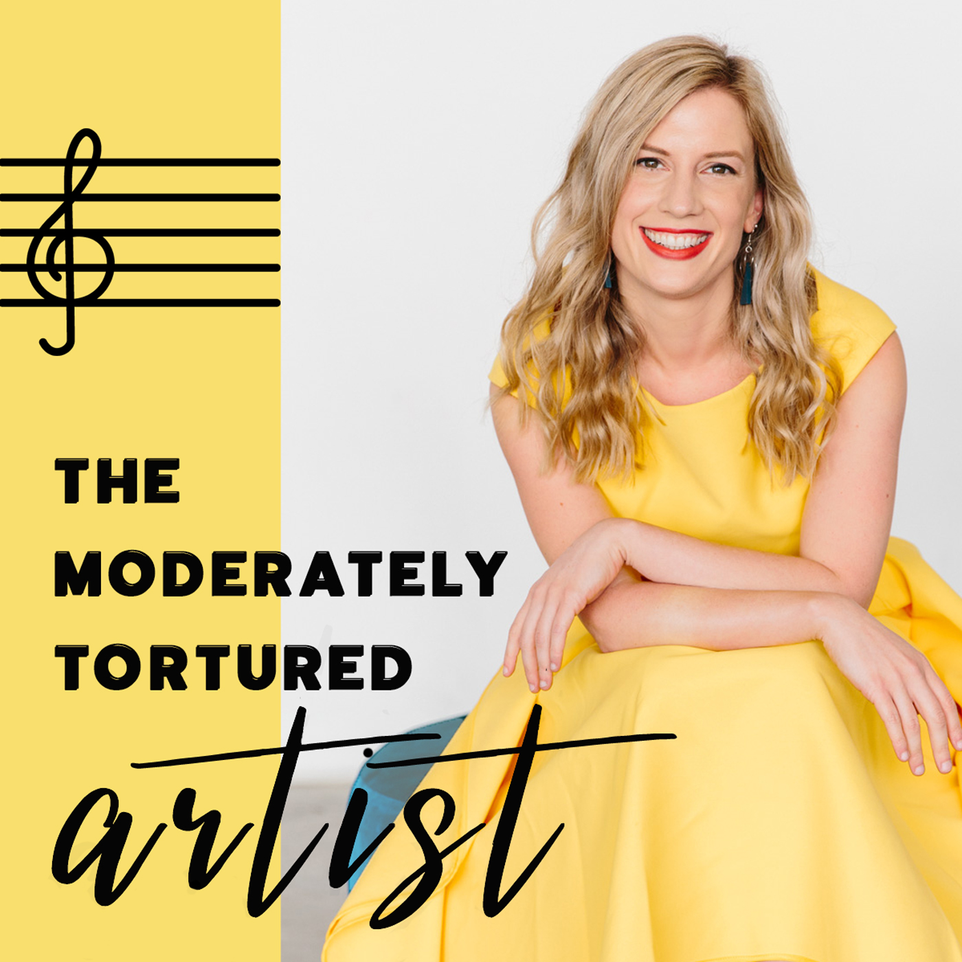 The Moderately Tortured Artist show art