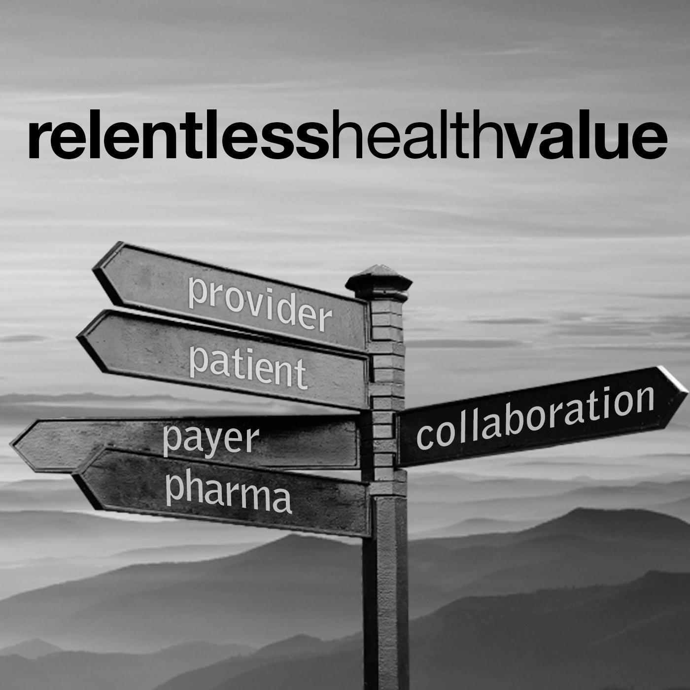 Relentless Health Value show art