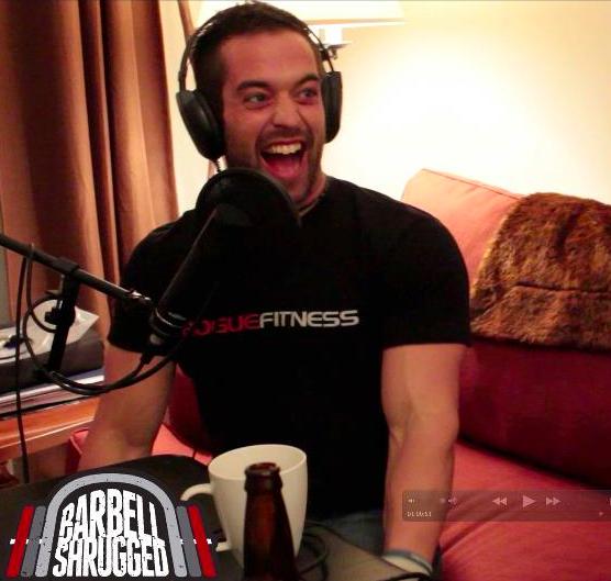Episode 2 - Rich Froning + Entourage