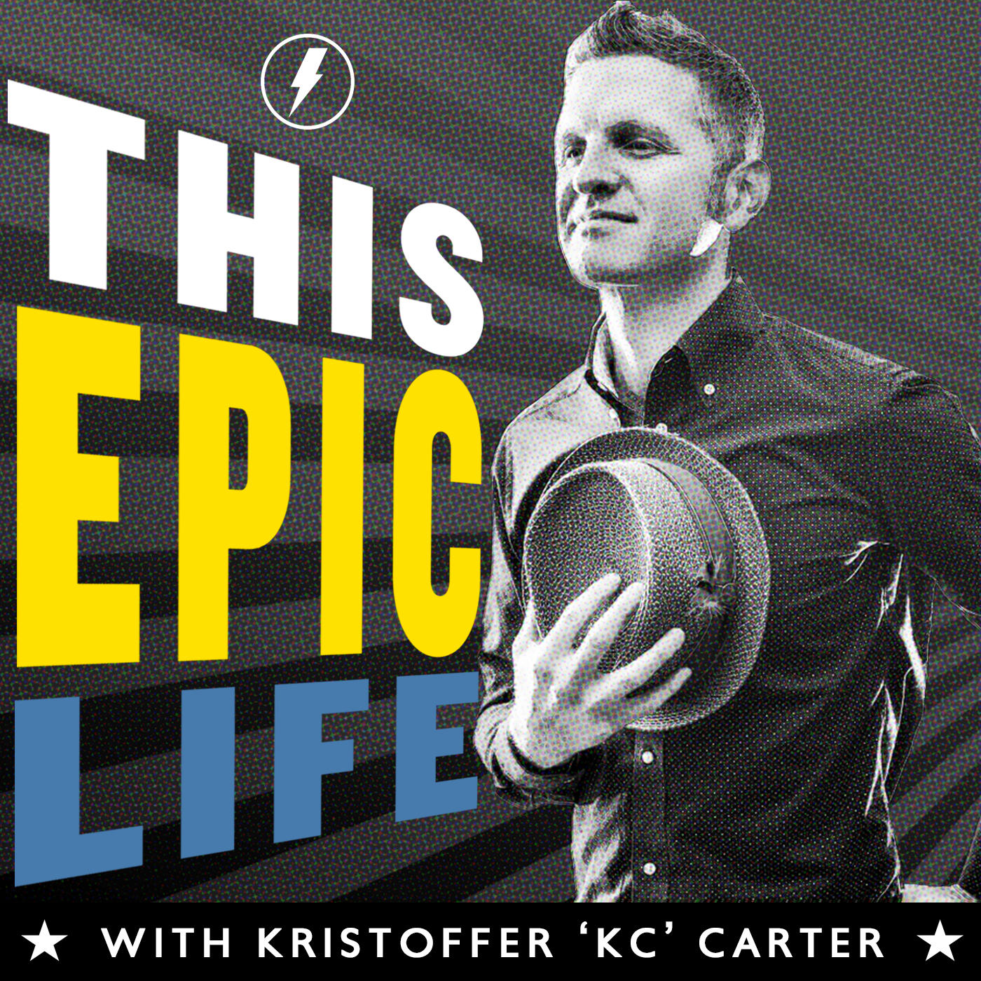 This Epic Life Podcast show art