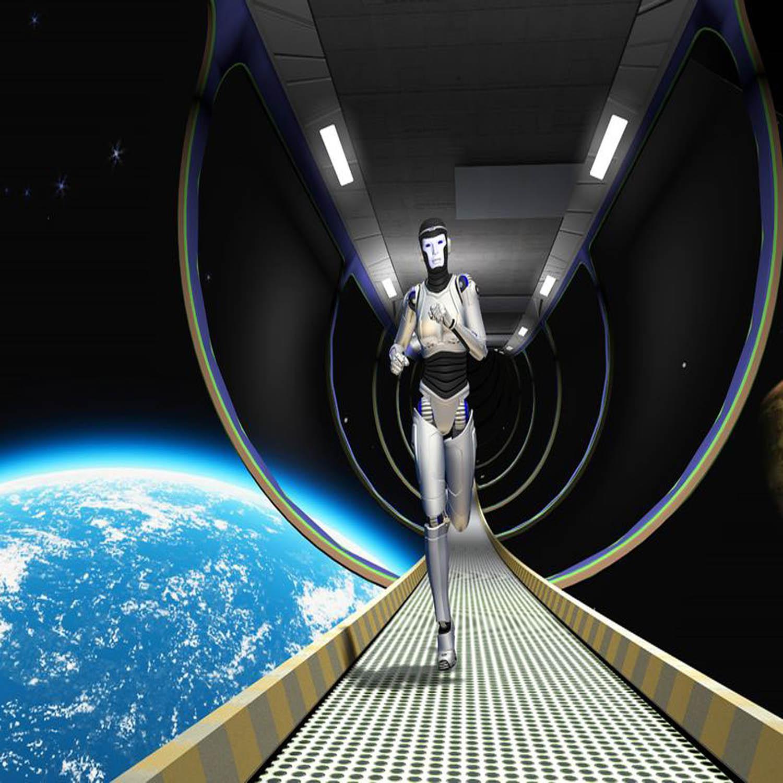 Damon's Brave New World- A Science Fiction Odyssey