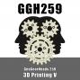 Artwork for GGH 259: 3D Printing V