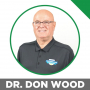 """Artwork for Reprogramming Your Brain To Deal With Trauma, Getting Rid Of Cell Danger Response, Why Drugs Don't Work, """"Emotional Concussions"""" & Much More With Dr. Don Wood."""