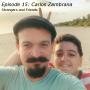 Artwork for Episode 15: Carlos Zambrana