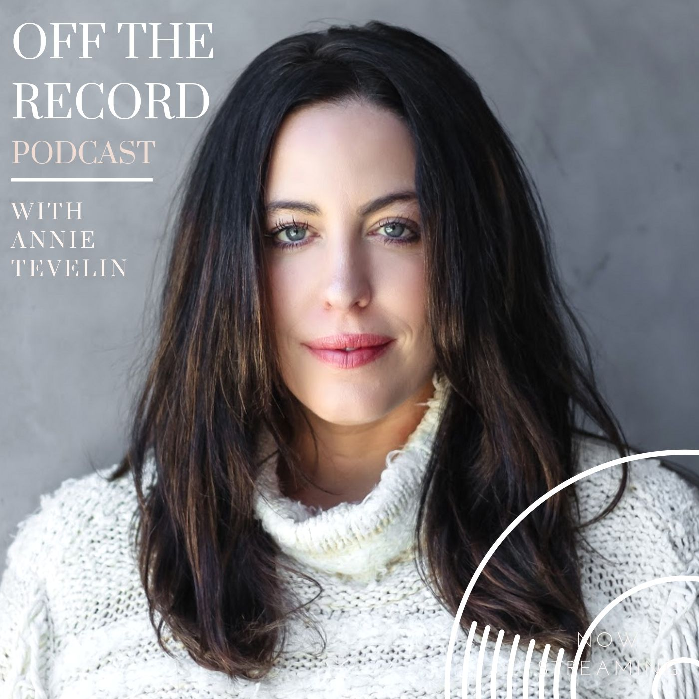 Off the Record show art