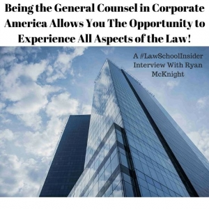 Being the General Counsel for Corporations Lets You Experience All Aspects of the Law! - EP44