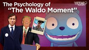 "Artwork for Psychology of Internet Trolls & Black Mirror's ""The Waldo Moment"""