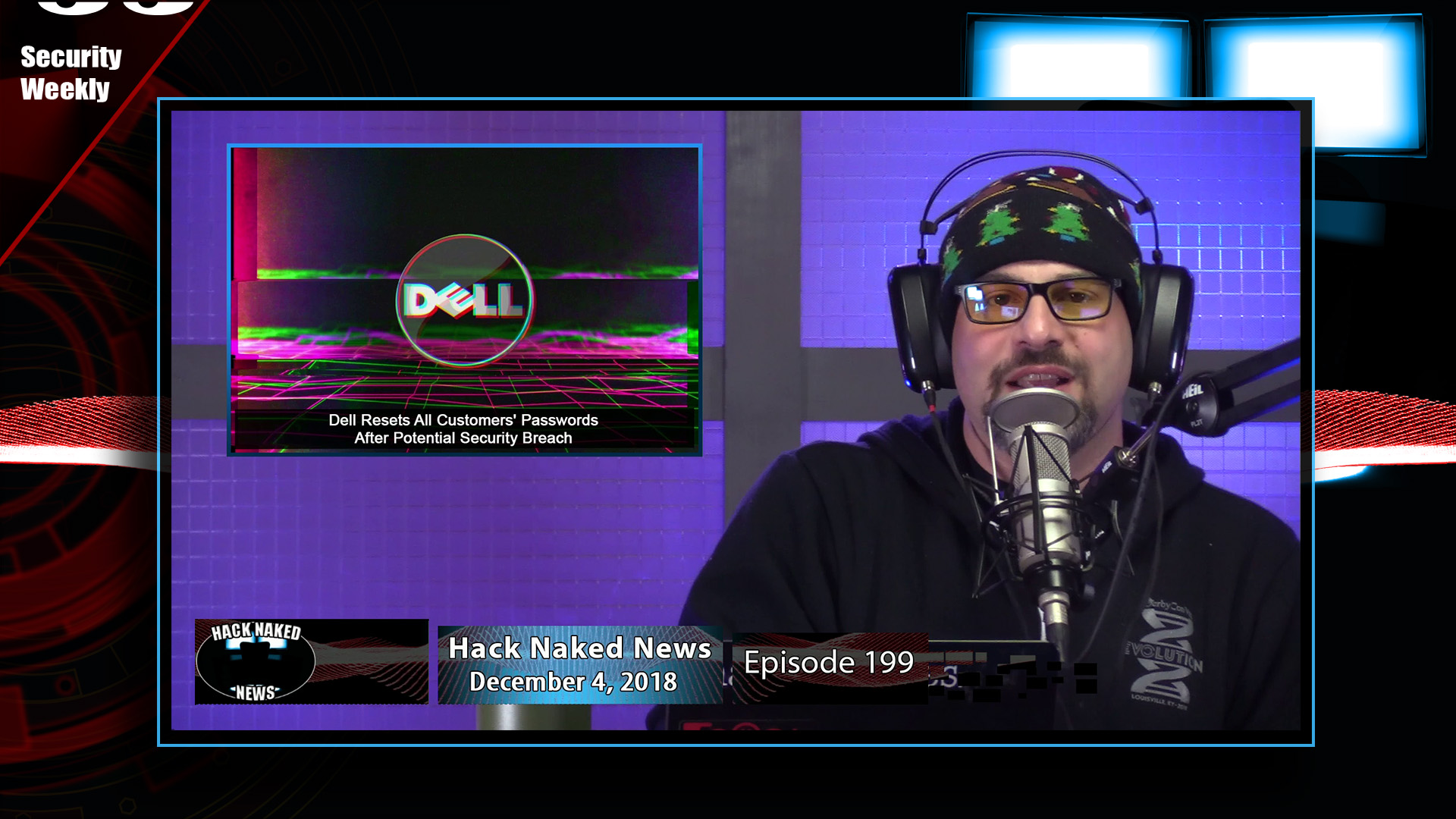 "Artwork for YouTube, Marriott Hack, and ""Iceman"" - Hack Naked News #199"