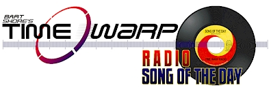Time Warp Radio Song of The Day, Saturday April 25, 2105