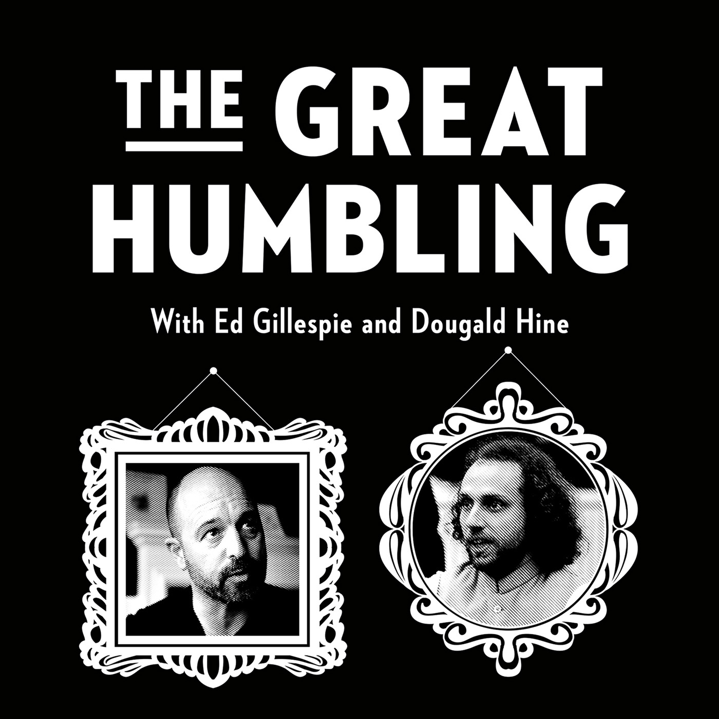 The Great Humbling S3E6 'Small yourself up!' show art