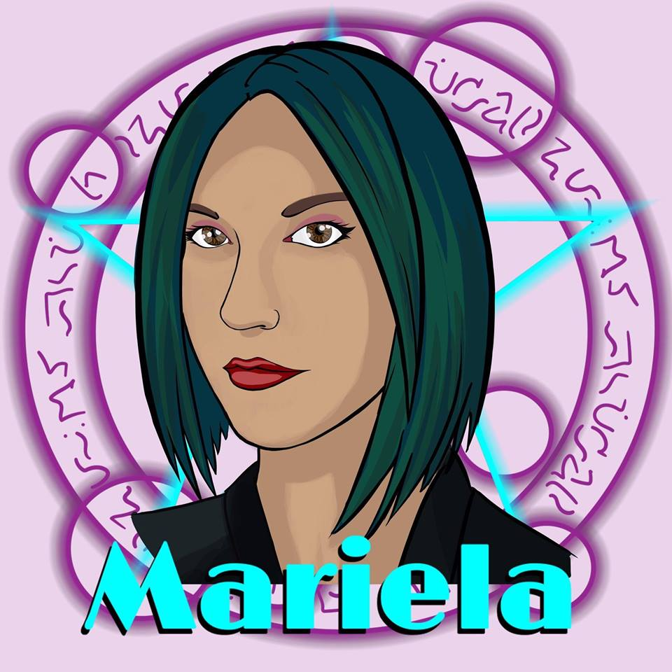 Mariela Calling Darkness Podcast