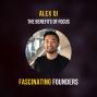 Artwork for The Benefits of Focus | Alex Qi of Mercku