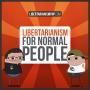 Artwork for Freidman vs Rothbard - Which Is the Ultimate Libertarian Superhero?