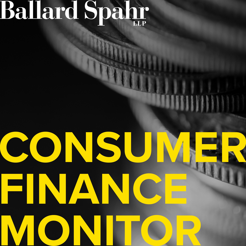 Consumer Finance Monitor show art