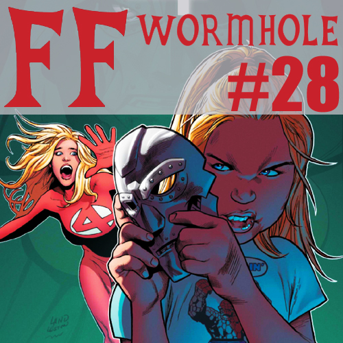 Cultural Wormhole Presents: FF Wormhole Episode 28