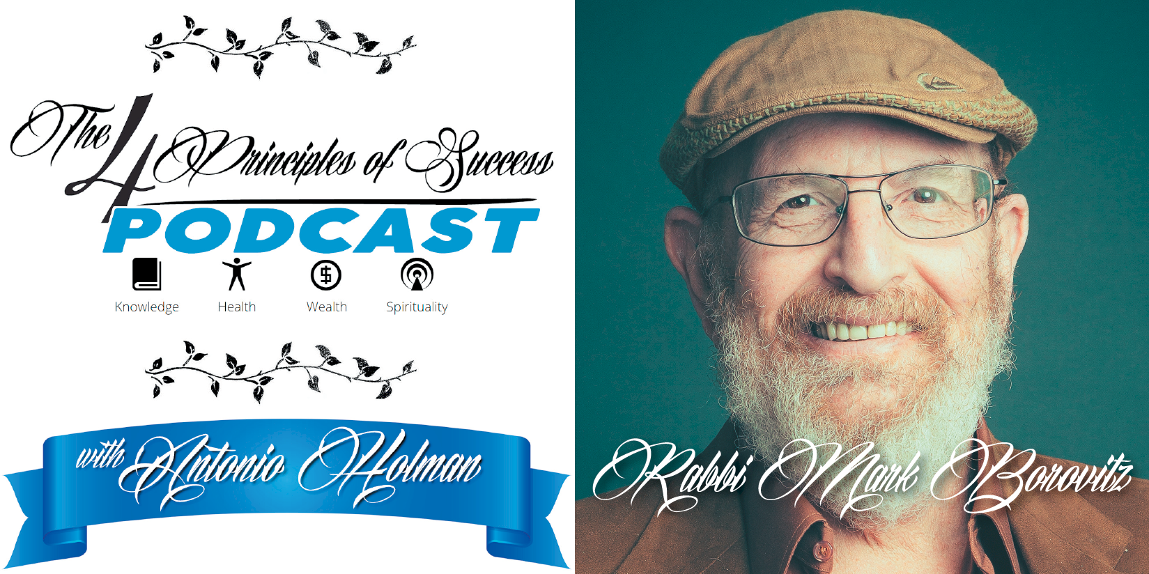 The 4 Principles of Success guest Rabbi Mark Borovitz