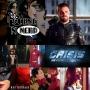 Artwork for SNN: Crisis on Infinite Twitter Arrow/Flash Finales