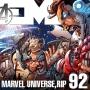Artwork for EMP Episode 92: Marvel Universe, RIP