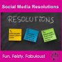 Artwork for Social Media Resolutions