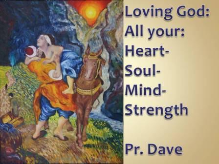 Samaritan Love