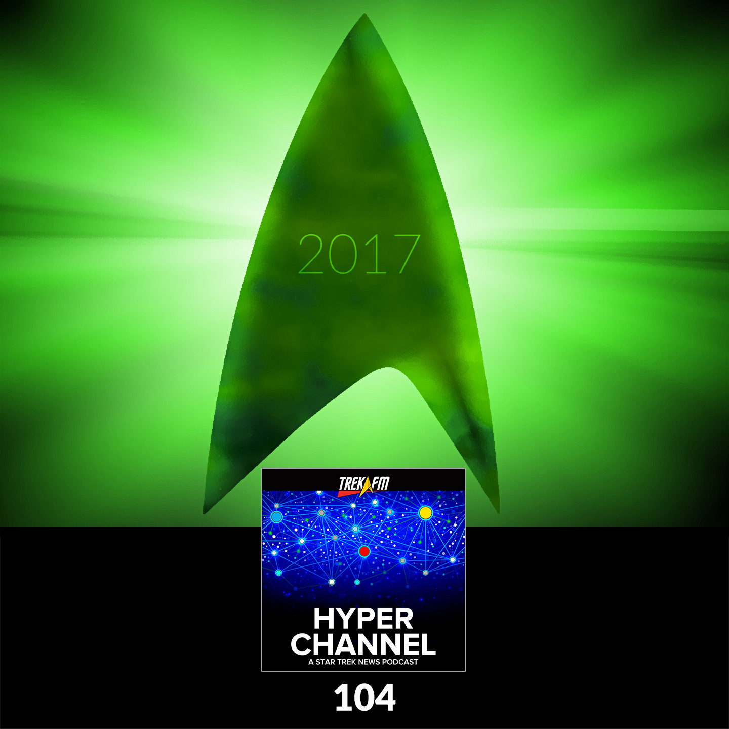 Hyperchannel 104: CBS Has Everything to Do with Streaming Star Trek Series