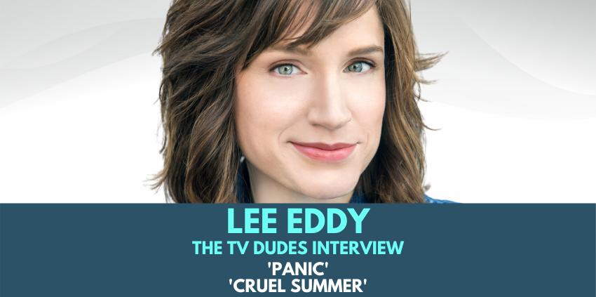 Lee Eddy, 'Cruel Summer', 'Panic' - The TV Dudes Interview show art