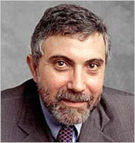 Paul Krugman's Blind Spot For Corporations, and For Obama